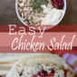 10 Minute Chicken Salad