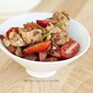 Clean Eating Red Vegetable Chicken Skillet
