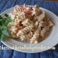 SPICY TUNA PASTA SALAD