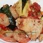 Grilled Seafood Zucchini Recipe