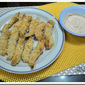 Je Tries to Cook: Baked Parmesan-Crusted Chicken Tenders