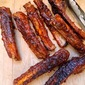 St. Louis-Style Ribs with Bourbon Barbecue Sauce