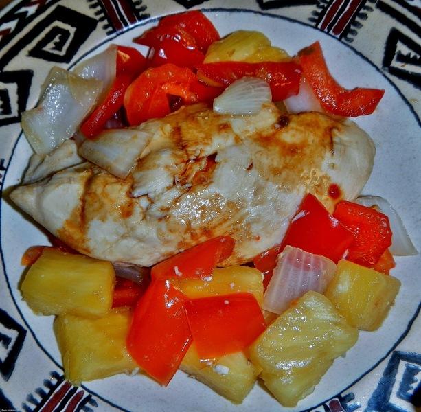 how hawaiian is hawaiian chicken recipemary