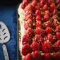 Strawberry Tiramisu with Pistachio