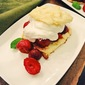 Market Inspired: Balsamic-Macerated Strawberry Shortcakes