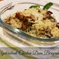 Hyderabadi Chicken Dum biriyani | Kukskitchen