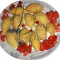 Stuffed shells with cheese