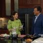 On TV: Sweet Tea Brined Pork Tenderloin with Peach Salsa