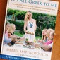 It's All Greek to Me! An Interview, Review, Recipe & Giveaway