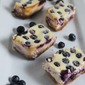 Lemon Blueberry Cheesecake Bars For #CheesecakeDay