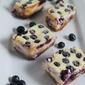 Lemon Blueberry Cheesecake Bars For #CheesecakeDay