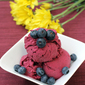 Blueberry Bliss — Ice Cream-Style