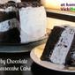 Death by Chocolate Oreo Cheesecake Cake