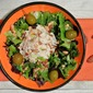 Rosemary and Black Pepper Almond Chicken Salad