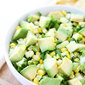 Zucchini, Corn, and Avocado Salsa