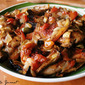 Chicken Quarters with Sweet Tomato Sauce