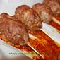 Mom's Homemade Italian Sausage Skewers