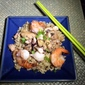 Home-made Seafood Fried Rice