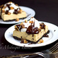 Easy Frozen Peanut Butter & Chocolate Dessert Bars