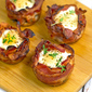 Bacon and Egg Muffins aka Breakfast in a Cup