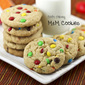 Soft Chewy M&M Cookies