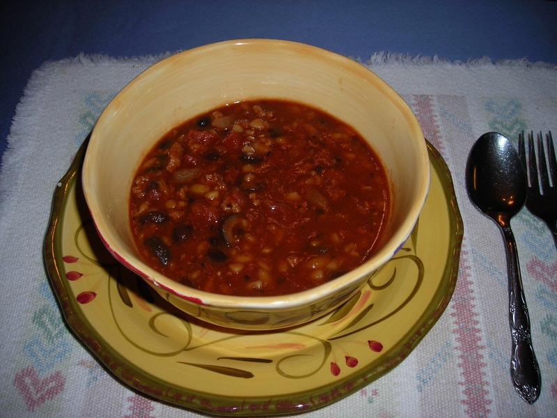 Italian Chili Soup Recipe by Juliaann - CookEatShare