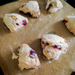 My Jiffy Lube Assault and A Miraculously Simple Cherry Coconut Vegan Scones Recipe