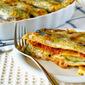 How to Make Healthy Lasagna (using Vegetarian Meat Sauce) - Video Recipe