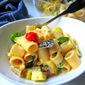 BE NICE: Summer Pasta w/ Squash, Corn & Garden Produce
