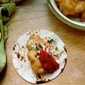 Crispy Fish Tacos with Sweet-and-Spicy Carrot Slaw