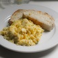Scrambled Eggs with Ricotta & Chives