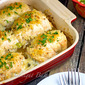 Broccoli Cheese Chicken Rollups