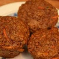 Super Moist Carrot Muffins