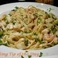 Spicy Cajun Seafood Pasta