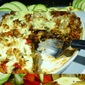 Vegetable PASTA bake YOGURT sauce GRATIN