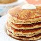 Whole Wheat Zucchini Pancakes