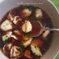 RECIPE: Tortellini in Beef Mushroom Broth