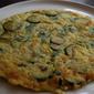 Frittata di Zucchine e Parmigiano