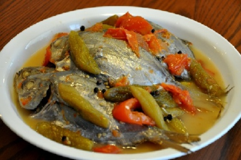 how to cook sinaingna isda