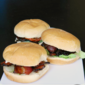 Candied BLT Sliders #TEArifficPairs
