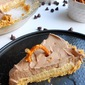 No-Bake Chocolate Peanut Butter Pretzel Pie