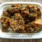 Chicken Pudina roast