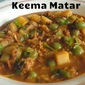 KEEMA MATAR (MINCED MEAT WITH PEAS)