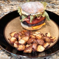 Hamburger and Hotdog Buns