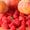 Peach Melba Pavlova with Bourbon Caramel Sauce