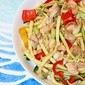 Kung Pao Chicken with Zoodles