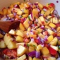 Canning Peach Salsa – Take 2