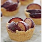 Plum Tartlets 梅子挞