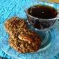 Oat Pecan Praline Cookies
