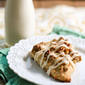 Maple Streusel Scones